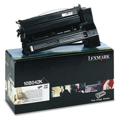Black High Yield Prebate Print Cartridge for C750