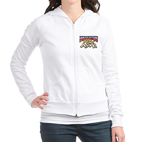 Royal Lion Jr. Hoodie Firefighters Kick Ash Exclamation - Large