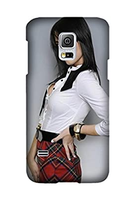 Custom Music Katy Perry Phone Case Laser Technology for Samsung Galaxy S5