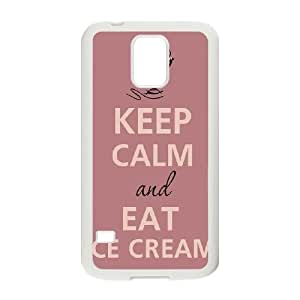 YAYADE Phone Case Of KEEP CALM Series popular Cool Painting For Samsung Galaxy S5 I9600