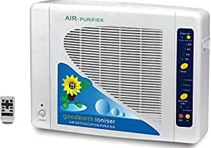 PROZONE Purificador de Aire con Filtro HEPA Generador de Ozono y Ionizador: Amazon.es: Hogar
