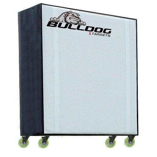 Bulldog RangeDog 36'' x36 ''x 12'' Flat Face Archery Target (w/ Wheels)