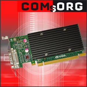 HP 625629-001 HP NVIDIA Quadro NVS 300 PCI-e x16 graphics card DMS-59 Connecto