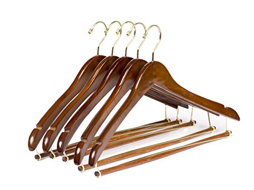 Quality Hangers Wooden Beautiful Locking product image