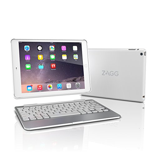 Zagg Bluetooth Keyboard Ipad Air Bluetooth Earpiece Brain Cancer Bluetooth Car Kit Honda Jazz Bluetooth Handsfree Car Kit Big W: ZAGG ID6ZF2-WW0 Folio Bluetooth Keyboard Folio Case For