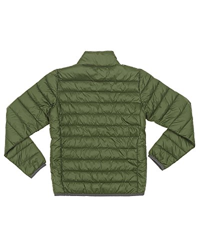 Color Kids Padded Jacket Verde Ronne 040qfprwW