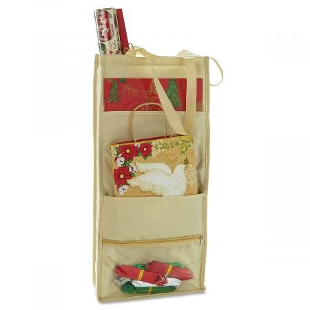 Gift Wrap Heavy Weight Polyester Fabric Storage Bag - 23