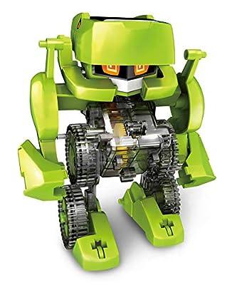 Elenco Teach Tech Meta.4   Transforming Robot Kit   STEM Educational Toys for Kids 8+