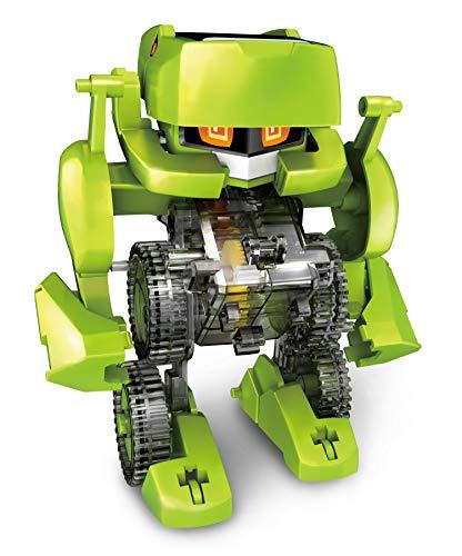 Elenco Teach Tech Meta.4 | Transforming Robot Kit | STEM Educational Toys for Kids 8+