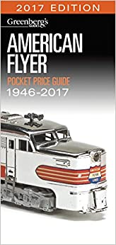 Book American Flyer Trains Pocket Price Guide 1946-2017