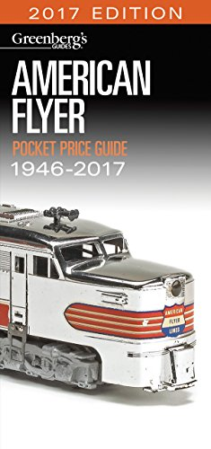 American Flyer Trains Pocket Price Guide 1946-2017