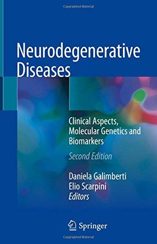 Neurodegenerative Diseases  Clinical Aspects  Molecular Genetics And Biomarkers