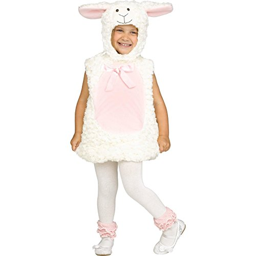 Sweet Lamb Toddler Costume 2-4T