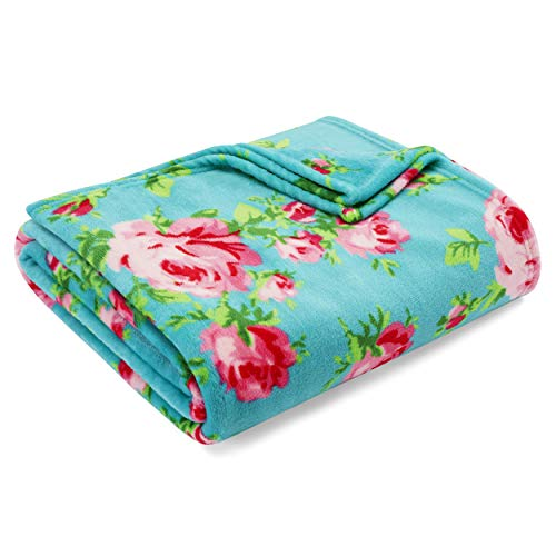 Betsey Johnson Throw, Bouquet Day from Betsey Johnson