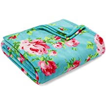 Betsey Johnson Throw, Bouquet Day