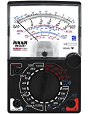 Multímetro Analógico Profissinal com BIP 20kOhms/V Hikari HM-202A+