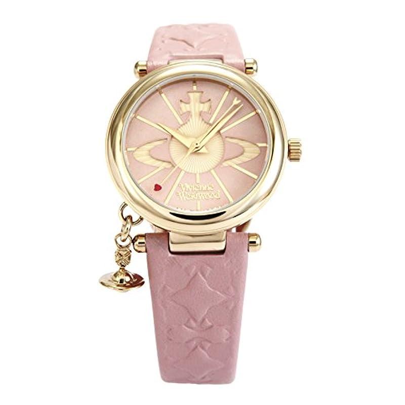 Vivienne Westwood ORB 핑크 시계 VV006PKPK