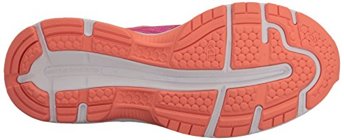 Little Glow Pink Girls' Nimbus Pale Running Kid 3 Coral ASICS M GS 19 Pink US Shoe Pink Gel agqq18