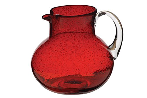 Artland Iris Pitcher, Ruby