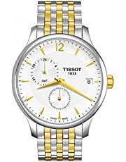 ساعة رسمية للرجال انالوج معدن - T063.639.22.037.00 من تيسوت