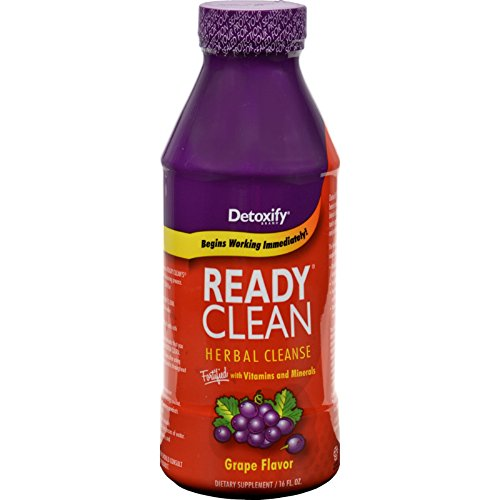 Detoxify Ready Clean Herbal - 5