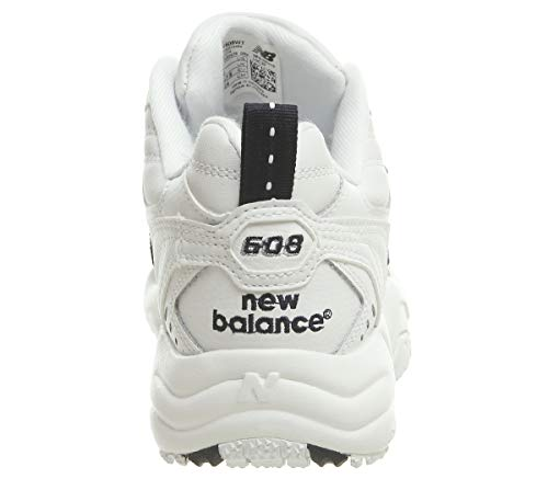 Baskets 608 Balance Femme New Blanc Mode 5qStYHwa