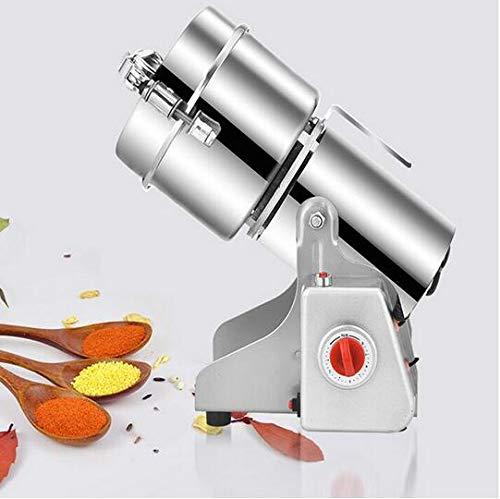 Electric Grains Herbal Cereals Dry Food Grinder Flour Powder Machine Miller Crusher Grinding Machine