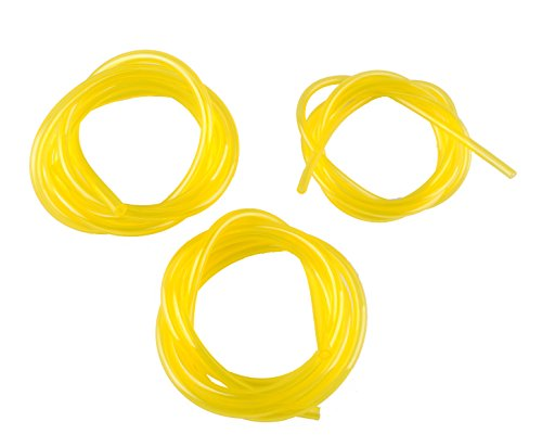 - Podoy Tygon Fuel Line For Poulan Weedeater Chainsaw Trimmer Lawn Mower Parts Hose Tube of 3 sizes I.D. 080