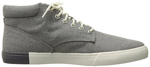Bay Uomo Canvas Alta Grigio in Newport Timberland 0 A1AX1 Sneaker 2 wqR8wY5S