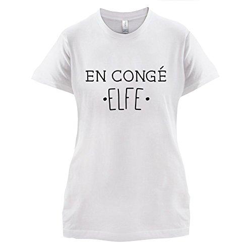 En congé fantasy elfe - Femme T-Shirt - Blanc - XXL