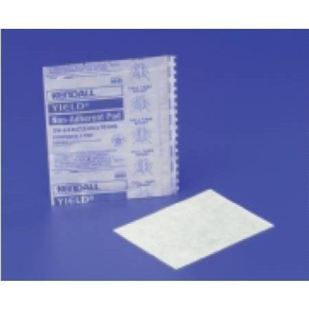 Kendall Yield Nonadherent Dressing 2X3 Sterile 1