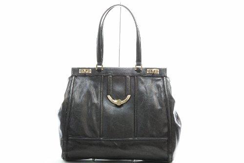 Guess Alfie Tote Black Handbag ST VG331822