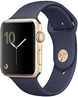 Apple Watch Series 2,42mm Gold Al M/N Blue Sport