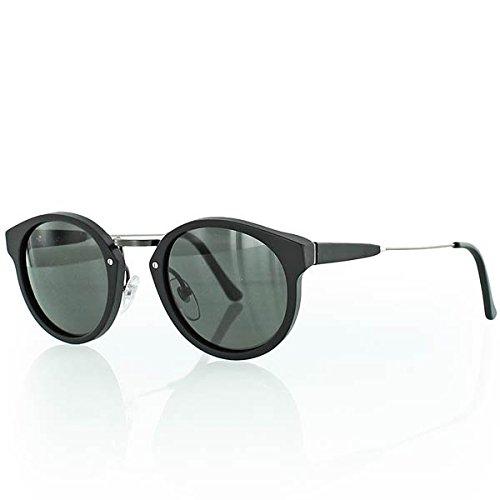 RETROSUPERFUTURE Super R9V Panama Black Matte - Panama Super Sunglasses