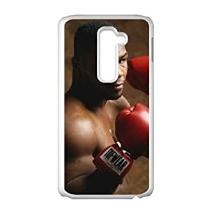 LG G2 Cell Phone Case White Mike Tyson pncz