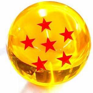 DragonBall Z - Caja con réplica de las 7 bolas de cristal: Amazon.es: Hogar