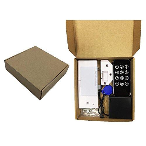Electronic Cabinet Lock Kit Set Digital Touch Keypad Lock