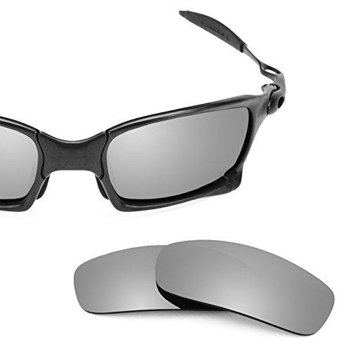 Verres Revant pour monture Oakley X Squared Polarisés 2 Combo Pack de paires K004