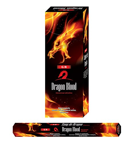 GR Dragon's Blood Incense-120 Sticks
