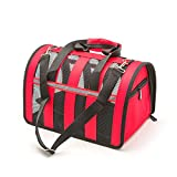Pet Bag Carrier for Dogs & Cats,Hand Bag Carrier for Small Dogs Large