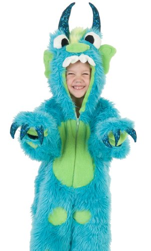amazoncom boris the monster halloween costume 12 18 mos clothing - Baby Monster Halloween Costumes