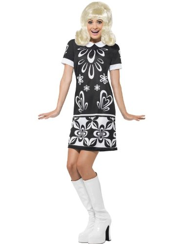 60s mod fancy dress - 6
