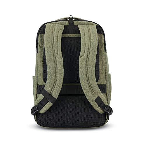 41Y4sGDkepL - Samsonite Modern Utility Paracycle Backpack Laptop, Olive, One Size