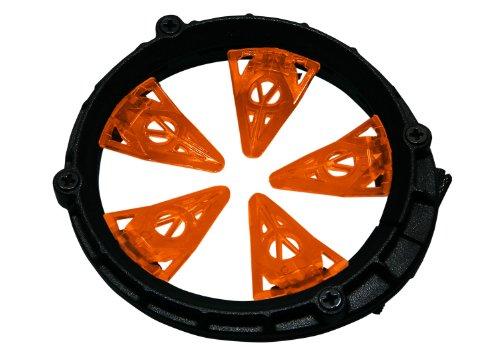 Virtue Paintball Crown SF Speed Feed - Halo/Invert / X7 / A5 / Fasta/Pinokio/Revolution/Universal - Orange ()