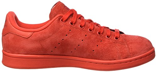 Adidas red Scarpe top Smith powred Low Adulto Rosso red Stan Unisex 8nHxn