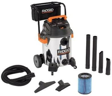16 Gallon 6.5 Peak HP Ridgid – ProVac Series Wet Dry Vacuum