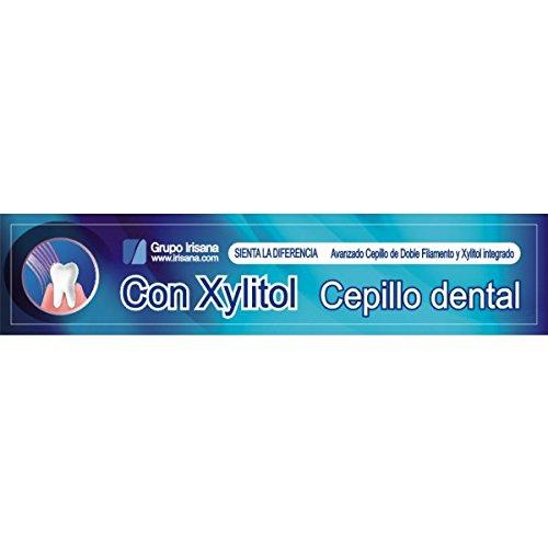 Irisana Cepillo Dental, Xylitol Suave - 30 gr: Amazon.es: Salud y cuidado personal