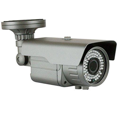 GW Security Inc VD788HDSDI HD-SDI 1/3-Inch 2.1 MP CMOS Security Camera, 1080P Video Output, 2.8 to 12mm Lens, 72 IR LEDs, 164-Feet IR Distance