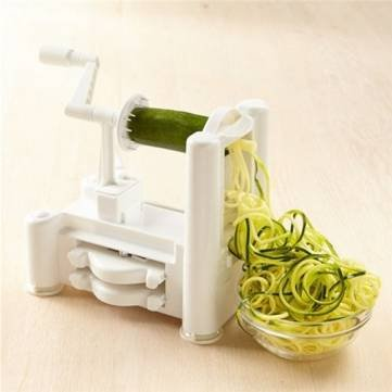 Spiral Vegetable Fruit Slicer Peeler Fruit Veggie Chopper Cutter