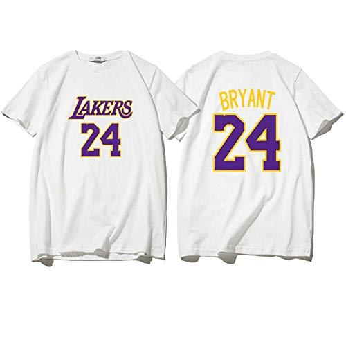 Lakers James Harden Curry Owen camiseta de manga corta traje de ...